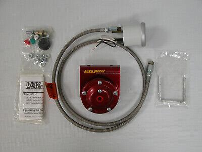 Auto Meter Ultra-Lite Fuel Pressure Gauge 2-1/16