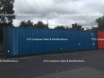 20' Used Shipping Containers for sale delivered to Mt Gambier