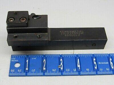 Kennametal 1 Shank Special Grooving Tool Holder