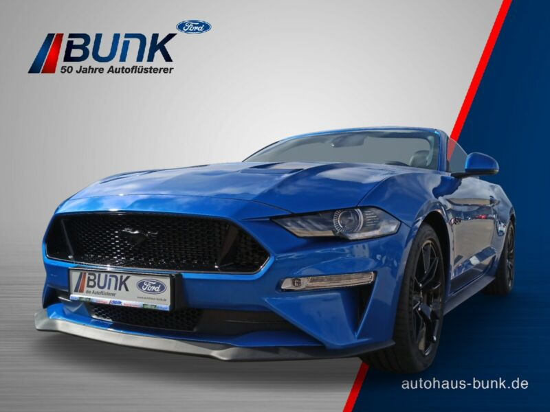 Ford Mustang GT Convertible 5,0l V8 *-10%