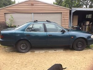 95/96 Camry (both as is no rego) Clarence Town Dungog Area Preview