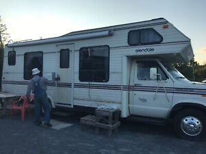 Motor Home for Sale, Rent or Trade