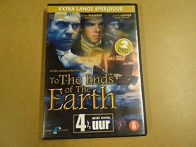 2-DISC DVD / TO THE ENDS OF THE EARTH ( SAM NEILL, JARED HARRIS... )