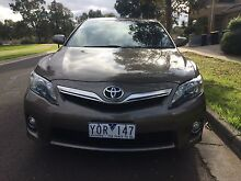 2010 Toyota Camry Hybrid Sedan - Priced for a quick sale Kings Park Brimbank Area Preview