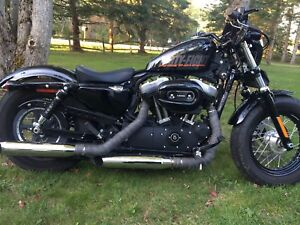 2014 Harley Davidson Forty Eight 1200