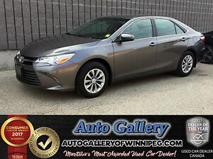 2017 Toyota Camry LE *Only 823 Kms!