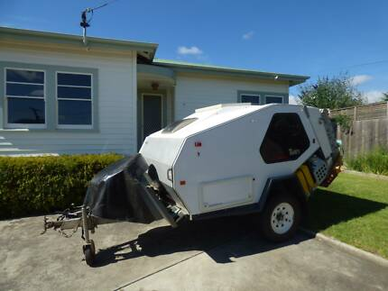 Camper Trailer Moonah Glenorchy Area Preview