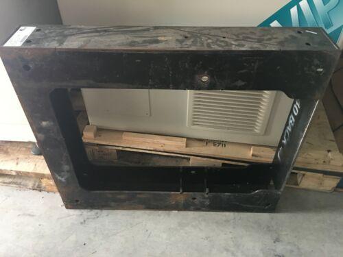 "6"" Rigid Steel Elevated Base for 40lb Model ACBF40X6X110002"