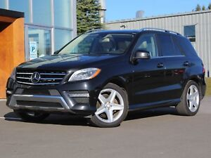2013 Mercedes-Benz M-Class AWD | DIESEL | LEATHER | HARMAN/KA...