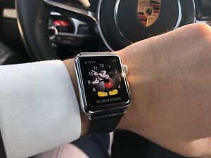 Apple Watch stainless 42mm