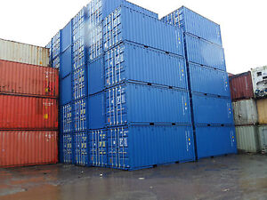 NEW 20FT SHIPPING CONTAINERS FOR SALE FROM £1380 - 07788 752216 / 01843 306819