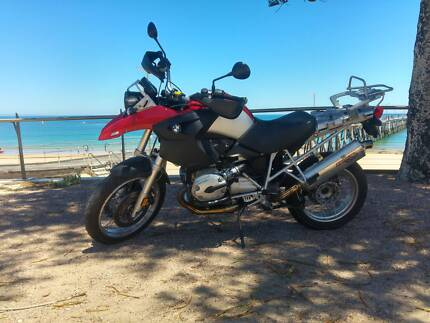 GS 1200 R BMW Motorcycle GS1200R