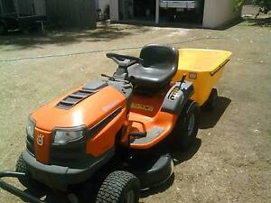 husqvarna ride on excellent condition Wondai South Burnett Area Preview