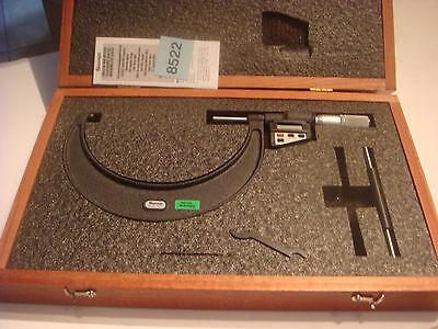 Starrett 733xflz-6 Electronic Micrometer Brand New