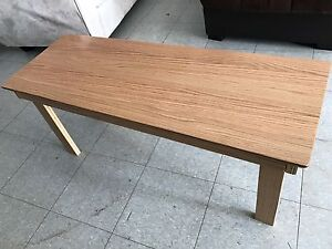 Handmade coffee table $35