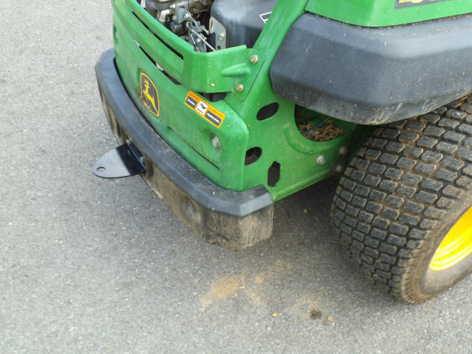 John Deere Rear Bumper : John deere ztrak rear hitch and series