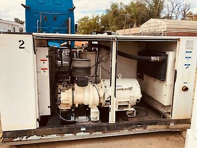 Ingersoll-rand Ssr-epe75 Air Compressor 75hp 125 Psi 320 Cfm