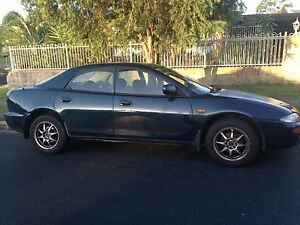 1995 Mazda 323 WITH 8MNTHS REGO Glendenning Blacktown Area Preview