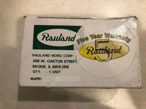 Rauland Responder IV NCSPB1 STAFF ASSIST call Nurse Call Station