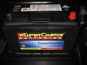 SUPER CHARGE N70ZZ  POWER STATION HEAVY DUTY TRUCK MARINE 4X4 12v Wynnum Brisbane South East Preview