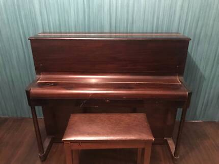 Old Used Piano For Sale - Must Go - Urgent