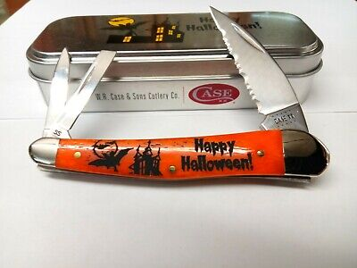 CASE XX KNIFE Halloween Knife 2020 ADE Seahorse Whittler Limited Production