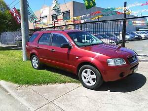 2004 Ford Territory Wagon $6190 Drive Away price includes Stamp D Braybrook Maribyrnong Area Preview