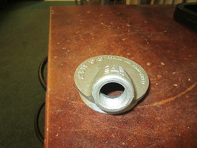 Crouse-hinds Explosion Proof Sealing Cover Gua062 Used