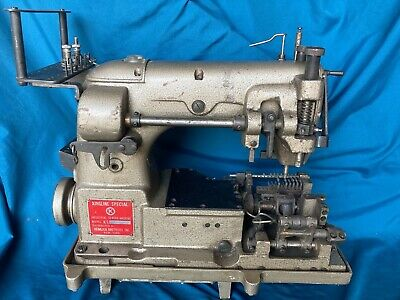 Kingline Special Ks Industrial Commercial Vintage Sewing Machine