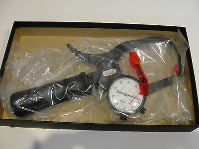 Starrett 1017-4 Outside Dial Caliper Gage New