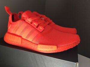 Solar red NMD R1 - size 10