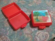 Tupperware lunch boxes Thagoona Ipswich City Preview
