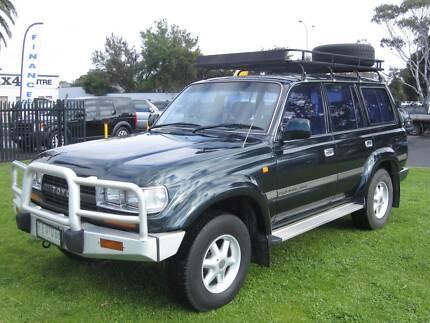 1993 Toyota LandCruiser GXL Dual Fuel Seaford Frankston Area Preview