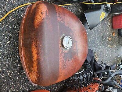Allis Chalmers Wd Tractor Gas Tank Good Condition No Holes