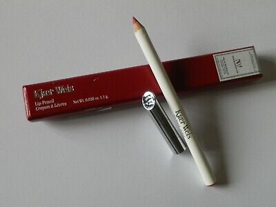 """KJAER WEIS ~ LIP PENCIL~ """"Faded"""" ~  NEW IN BOX (pinky / red) 1.1g"""