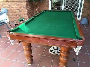 Billiard table Hillside Melton Area Preview