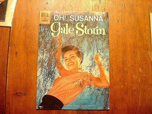 "Dell Gale Storm Comic No. 1105  ""Oh Susanna"" 1960 4 Color"