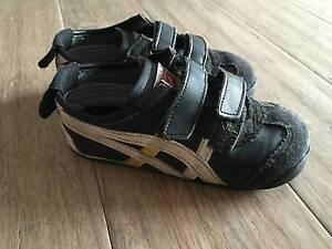 Asics Onitsuka Tiger Kids Boys Toddler Shoe Black US9 Templestowe Lower Manningham Area Preview