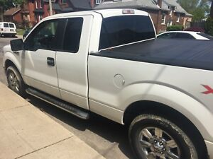 Ford F-150 flex fuel 2012