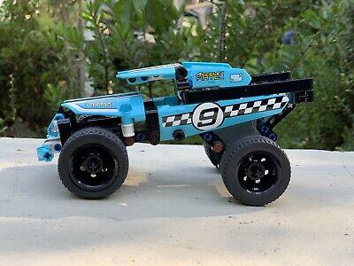 LEGO Technic Racing Stunt Truck Pull Back (Retired Product)