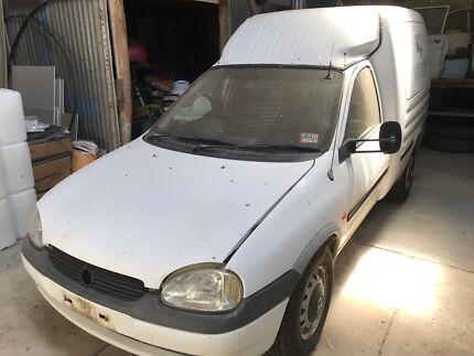 Holden Combo Van