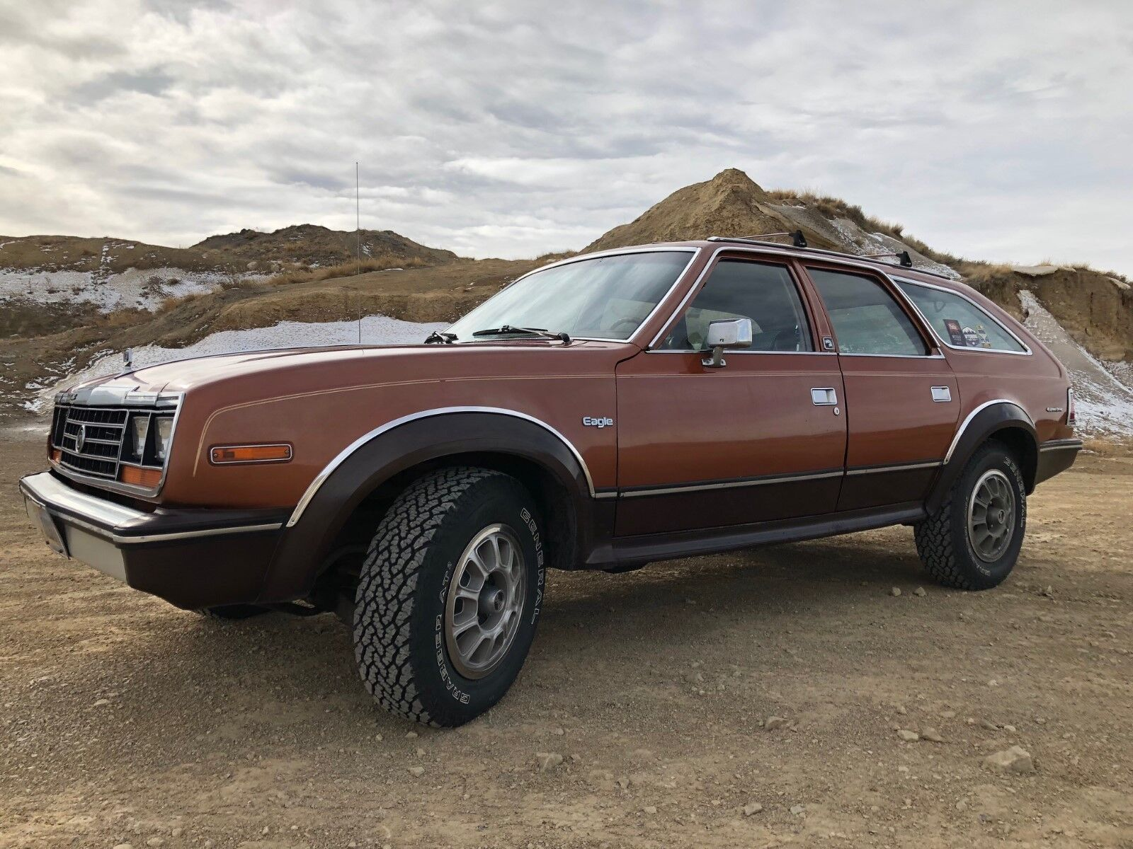 1983 AMC EAGLE Base Wagon 4-Door 1983 AMC EAGLE