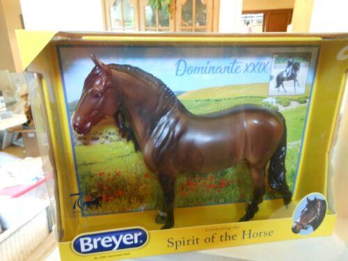 Breyer HORSE #1809 Traditional Dominante XXIX PRE Stallion 2019 - NIB PLASTIC