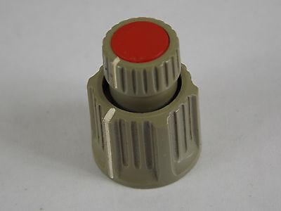 Leader Lbo-516 Oscilloscope Variable Pull X 10 Mag Volts Div Knob