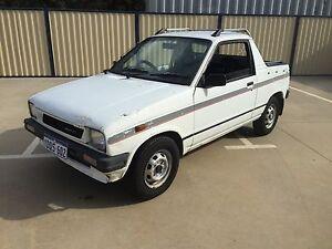 1986 Suzuki Mighty Boy Ute Mundaring Mundaring Area Preview