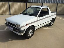 1986 Suzuki Mighty Boy Ute Mundaring Mundaring Area Preview