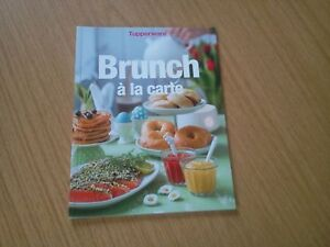 Tupperware Buch Brunch á la carte