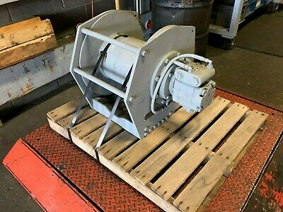 Braden Gearmatic Hoist PD12C-59039-04 New Old Stock Rated 12,000 lbs