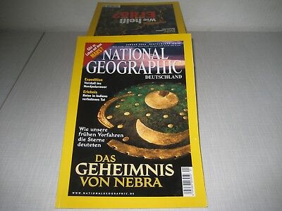 National Geographic *kompletter Jahrgang 2004* TOP Zustand