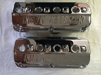 Acme Resin Casting Chrysler Fire Power 351-392 Hemi Valve Covers